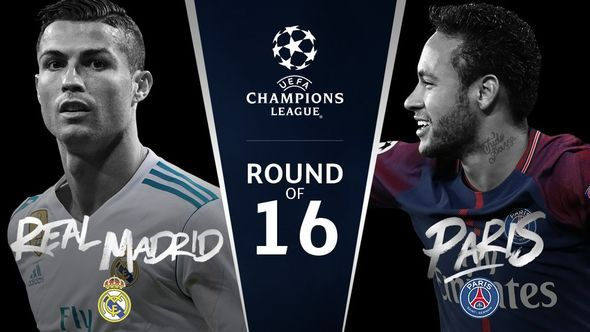 Prediksi Real Madrid vs Paris Saint-Germain, Liga Champions 2017/2018